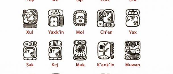 Majanski horoskop